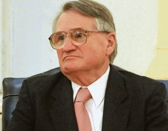 """80 éves """"az elfogultság és a tudatlanság oszlatója"""", Karol Wlachovský"""
