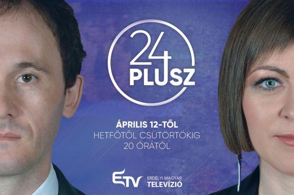 Szepessy Előd: beváltotta a reményeinket a 24plusz, az Erdély TV közéleti műsora