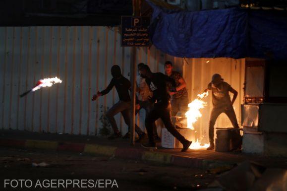 Izraeli-palesztin konfliktus: a Hamász szívességet tesz Netanjahunak