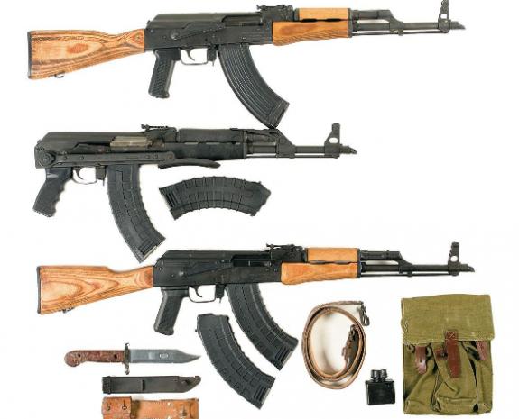 Hadiipar: Románia főleg kézifegyvereket, alkatrészeket és lőszert exportál