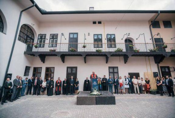 Felavatták a Vallásszabadság Házát Kolozsváron