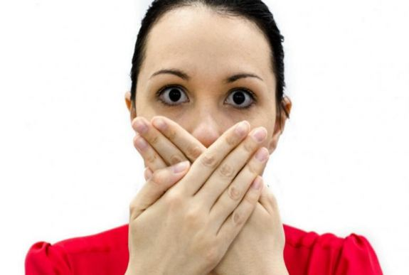 hogyan lehet megszabadulni a száj rothadásszagától