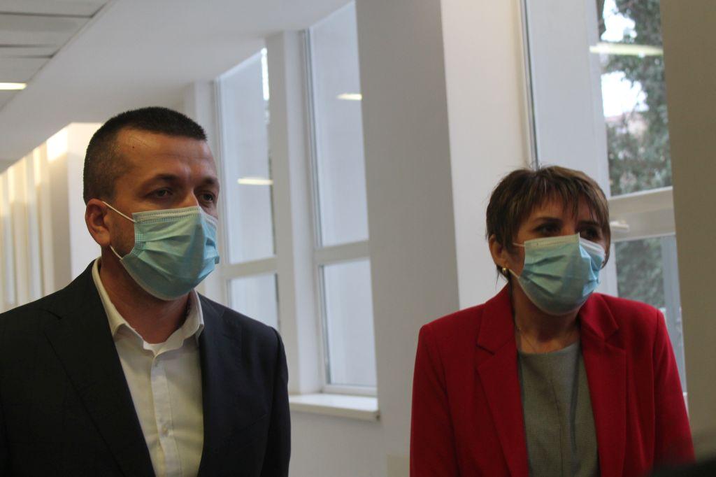 Florin Birta és Maria Silaghi