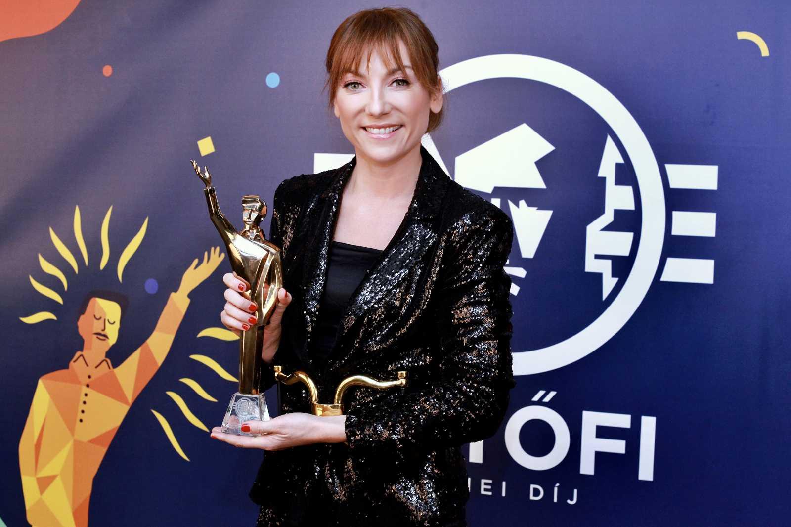 Rúzsa Magdi a legjobb női előadó