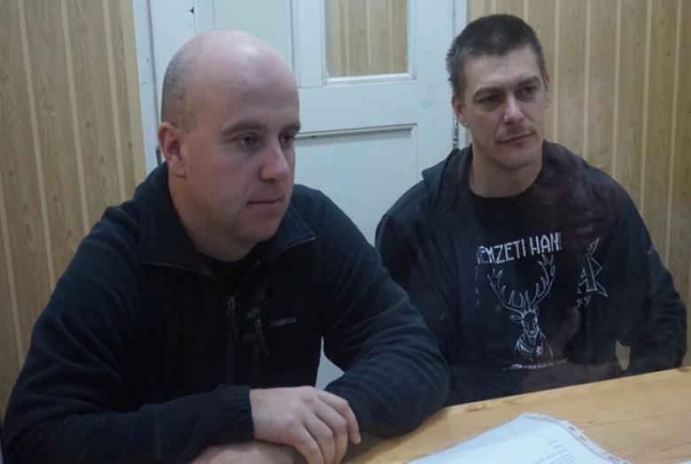 Szőcs Zoltán és Beke István egy archív felvételen | Forrás: 3szek.ro