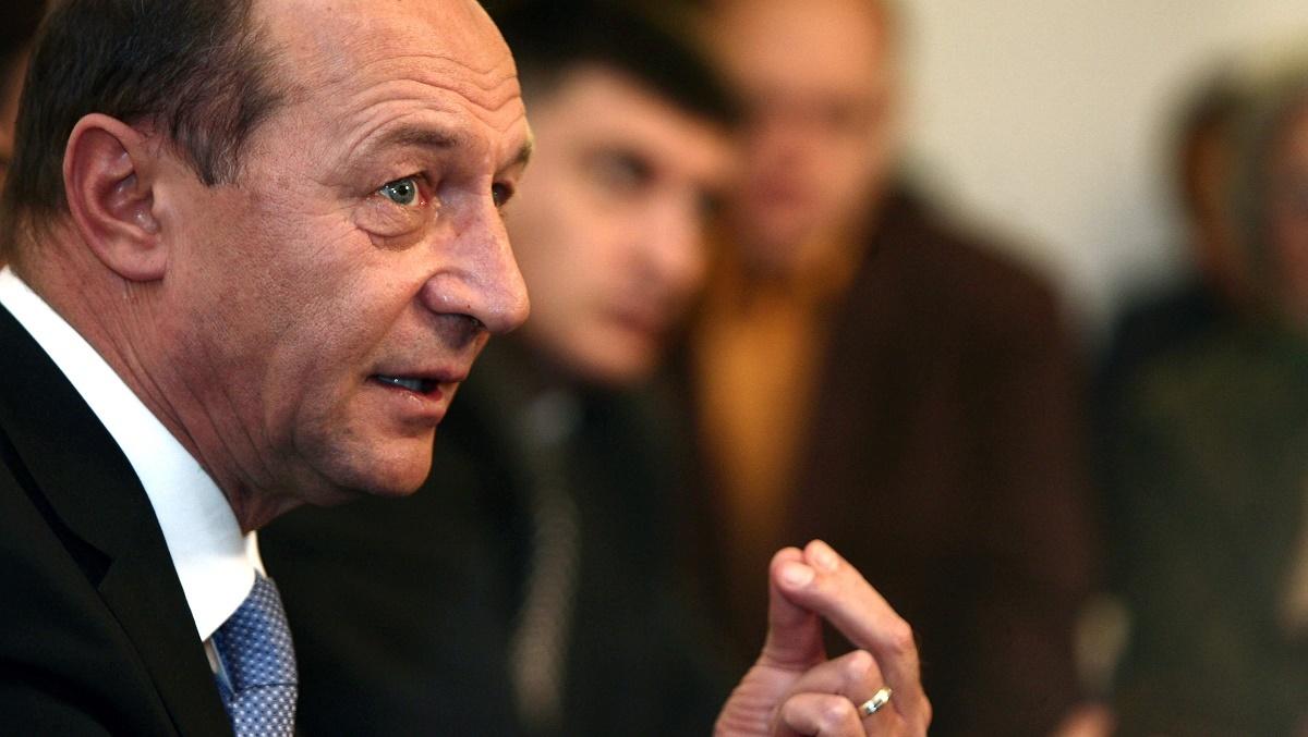 Basescu Chemat Parchet Audieri Dosarul Telepatia Traian Sescu