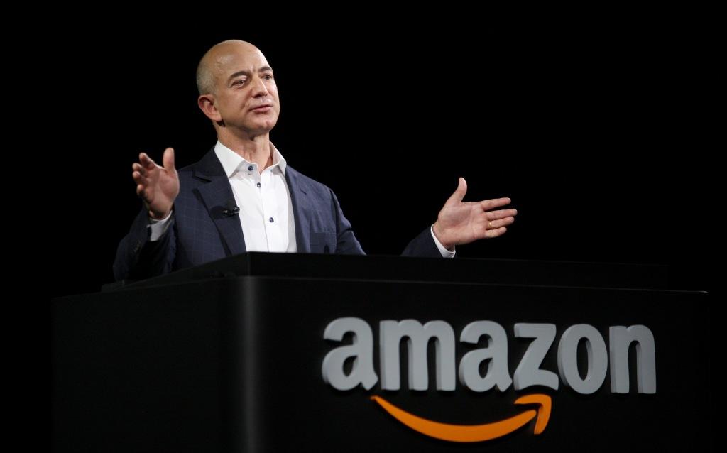 Jeff Bezos | Fotó forrása: technobugg.com