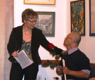 Kós Katalin és Szövérdi Zoltán