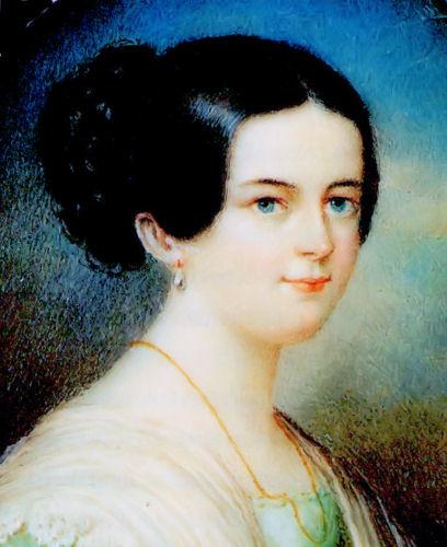 Seilern Crescence grófnő, Széchenyi István felesége