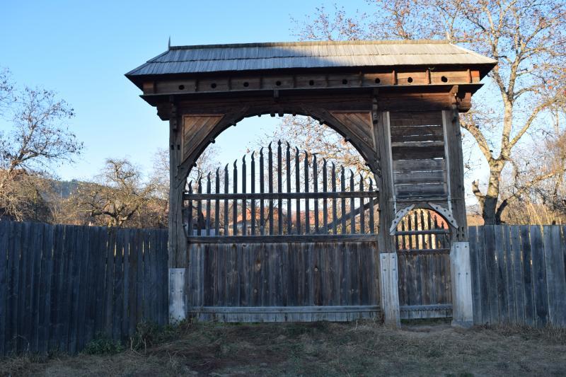 A legrégebbi kapu, 1775-ből