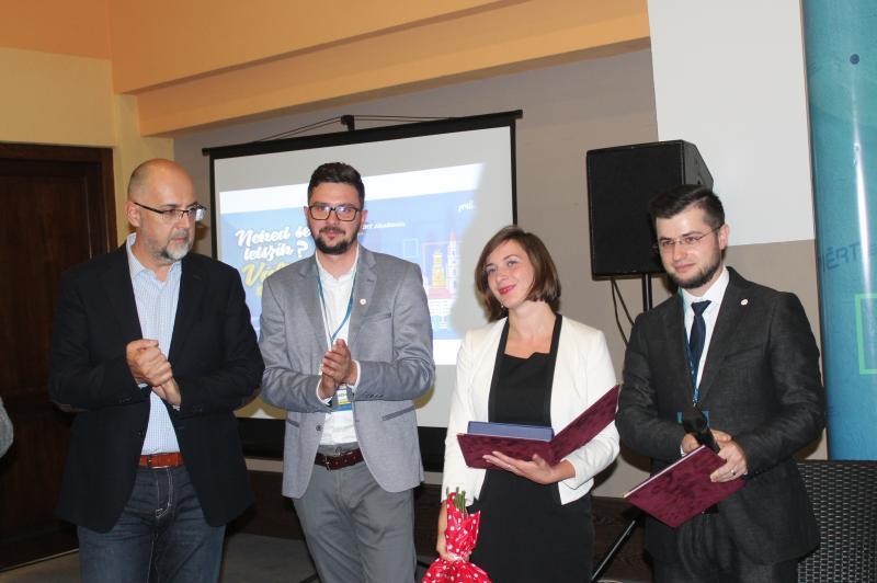 Dulău Diannát díjazták