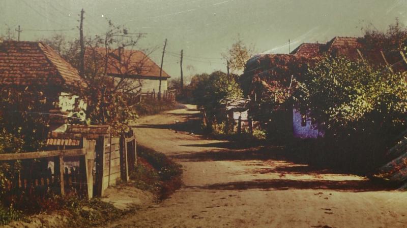 Így nézett ki Bözödújfalu a hetvenes évek elején