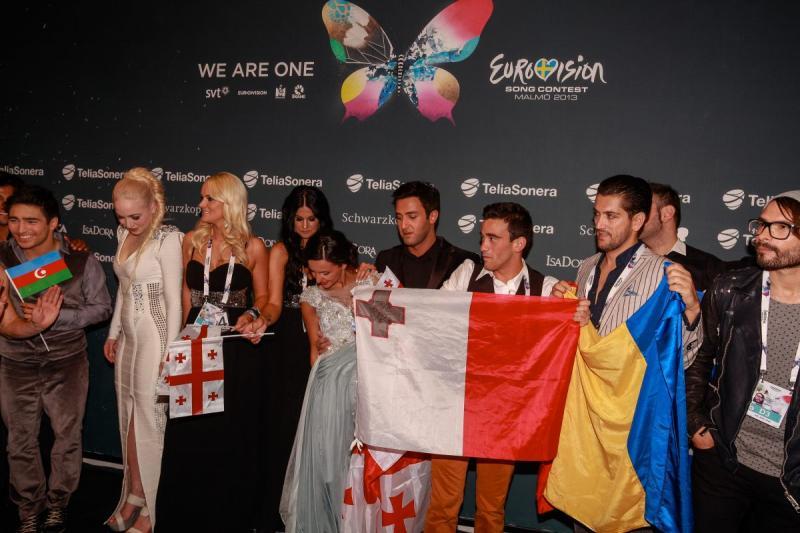 Назван порядковый номер выступления Азербайджана в финале Евровидения